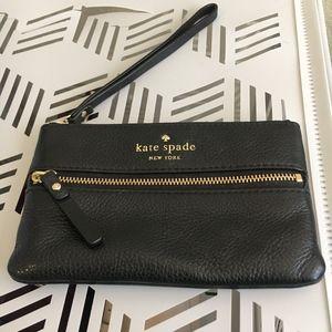 KATE SPADE Double Zipper Wristlet Wallet